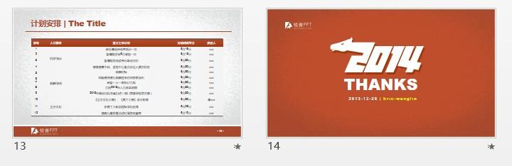 模板整体采用较为简洁的版式风格,这也符合工作场合中的严谨工作作风,一切以突出您所要表达的信息,弱化背景的烘托,但同时又保持了专业的形象,干净美观。PPT制作的过程中别忘保持格式的统一,这是在给您的PPT加分 本模板标题:微软雅黑字体加粗 正文字体:微软雅黑字体 因考虑到字体版权问题,建议您也可以将标题统一改为方正超黑,请到网上搜索下载安装即可使用。
