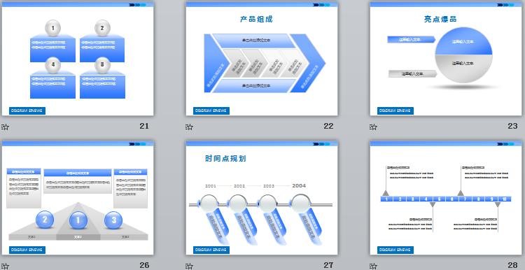 公司企业发展历程/大事记/发展规划