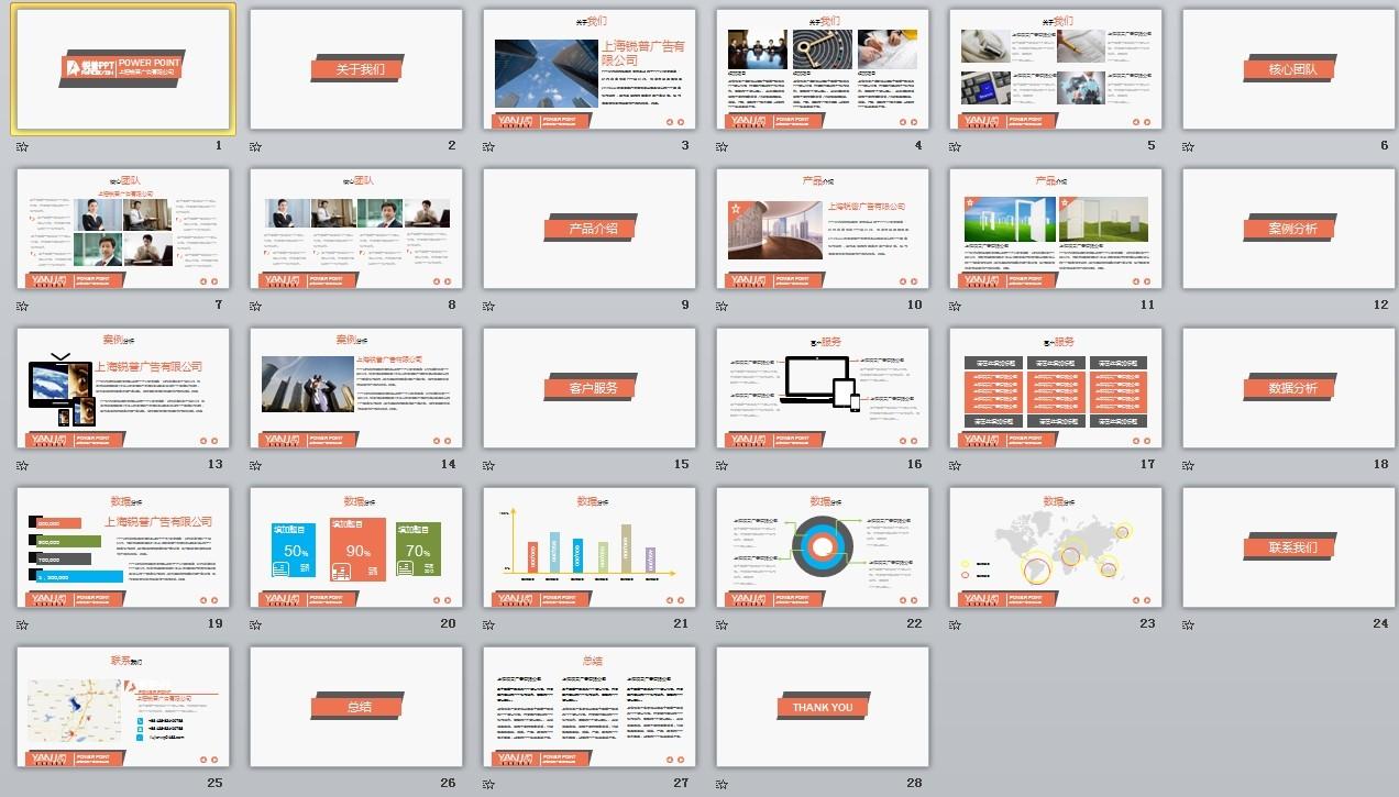 产品介绍,企业宣传,案例分析