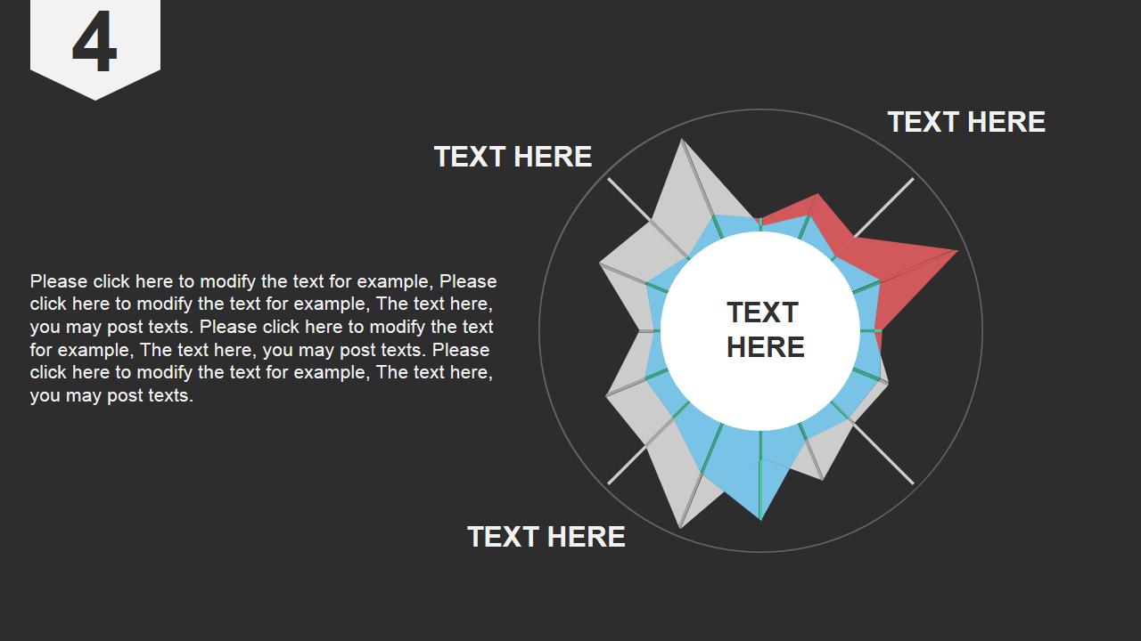 动态清新实用ppt图表合集