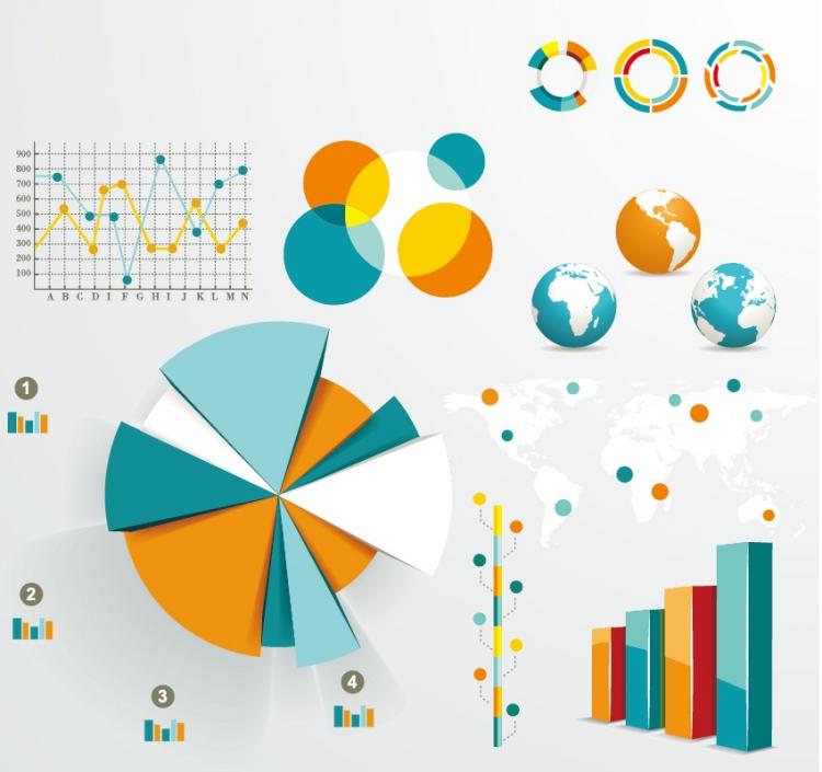 【演界图形图表】信息图表和元素的招聘信息05设计师设计ui成都图片