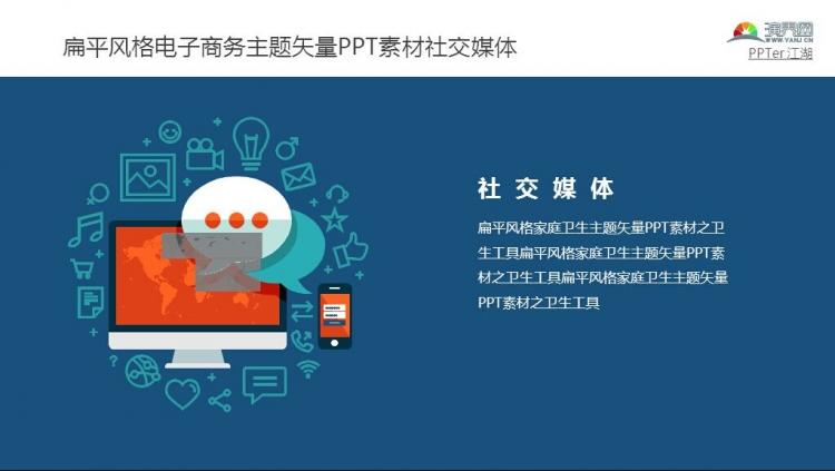 电子产品ppt背景图