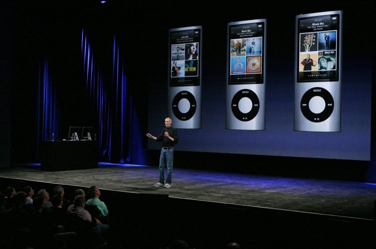苹果公司发布会风格 简约大气